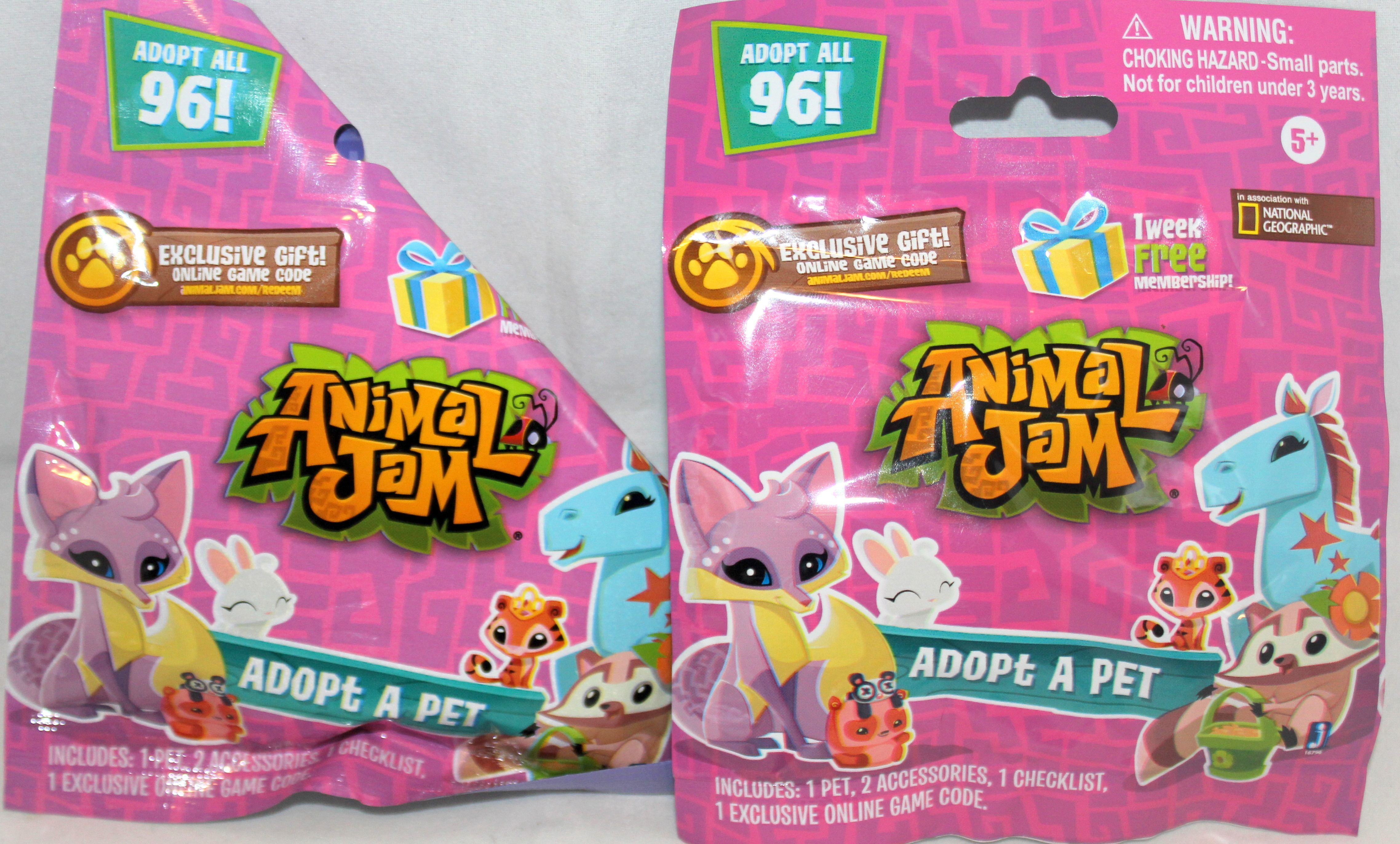 Magic Box Animal Jam Litlgeeks