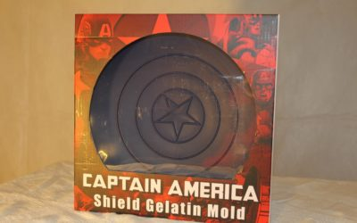 litlcrafts: Captain America Shield Silicone Mold