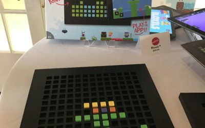 Holiday of Play: Mattel with Bloxels and nabi
