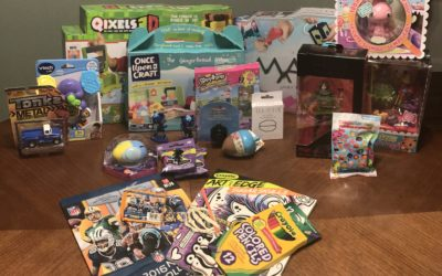 Holiday of Play 2016 – The Goody Bag