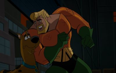 """Diedrich Bader, John DiMaggio, Kate Micucci join World Premiere of """"Scooby-Doo! & Batman: The Brave and the Bold"""""""