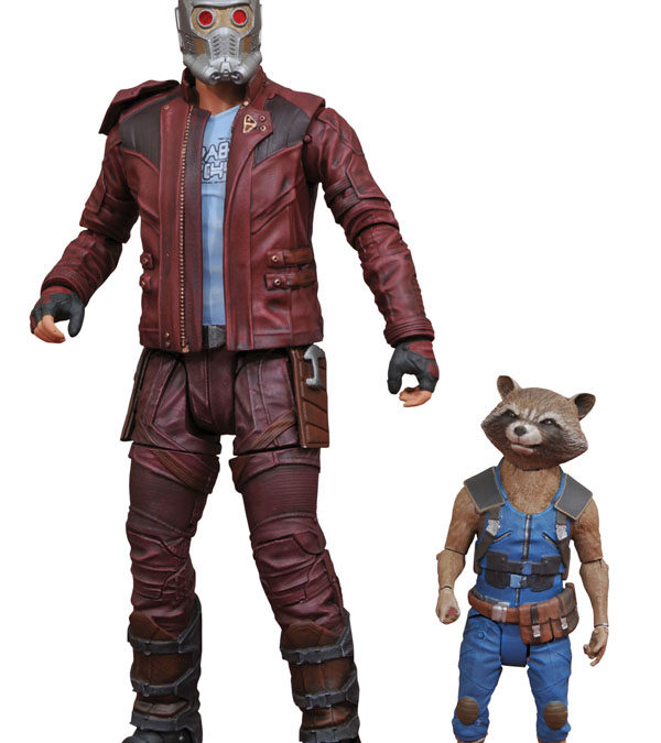 On Sale This Week From Diamond Select Toys: Spidey, Cthulhu & the Guardians of the Galaxy!