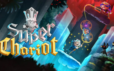Super Chariot is coming to Nintendo Switch
