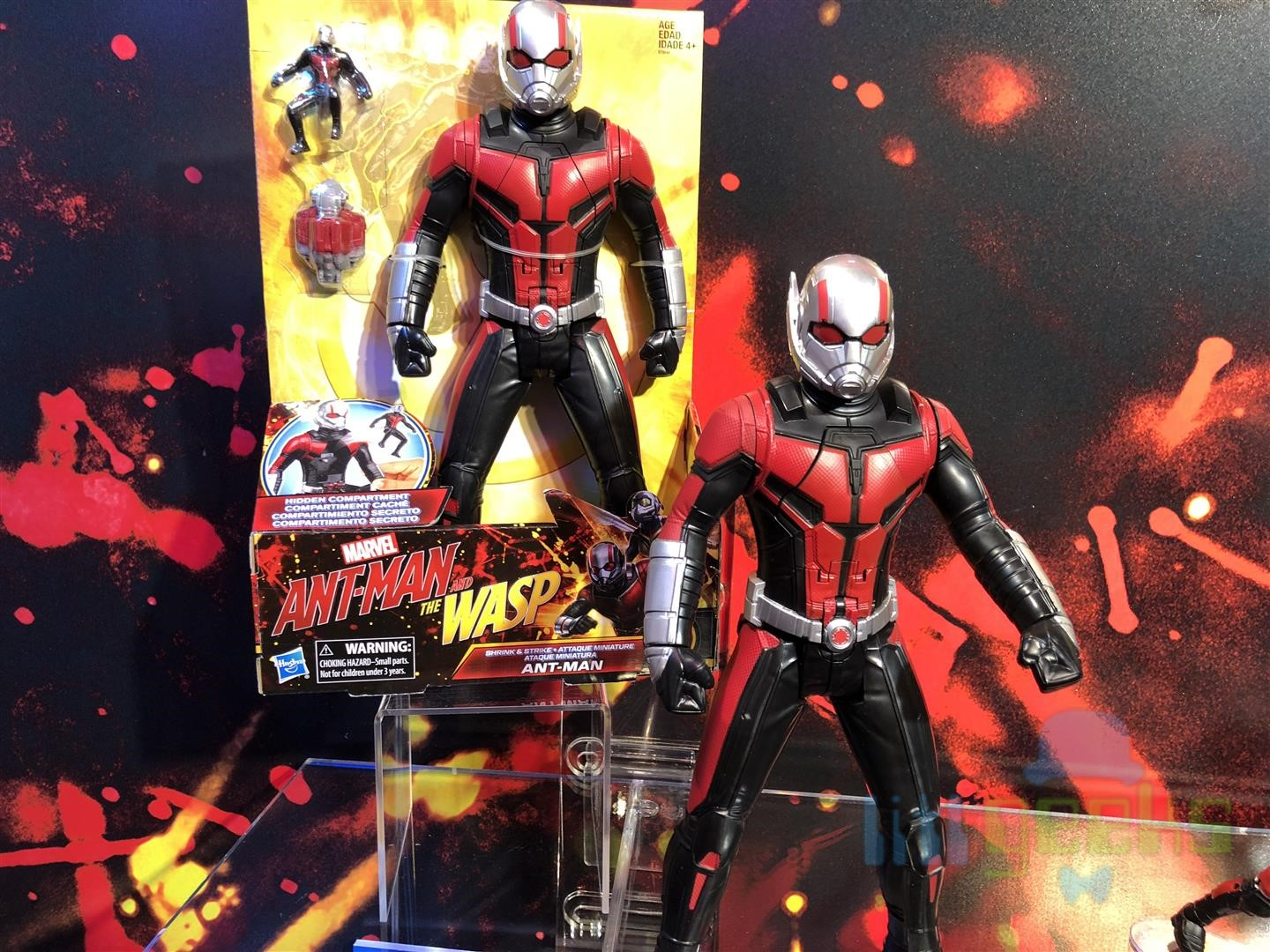 Not Toys For 2018 From Moive : Toy fair hasbro marvel not legends litlgeeks