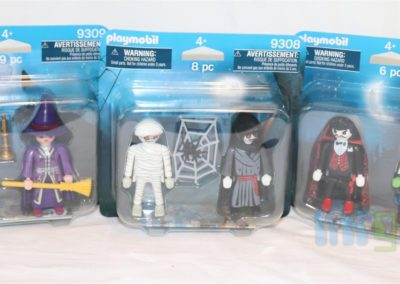 Playmobil Halloween Quick.Magic Box Playmobil Take Along Haunted House Play Set And